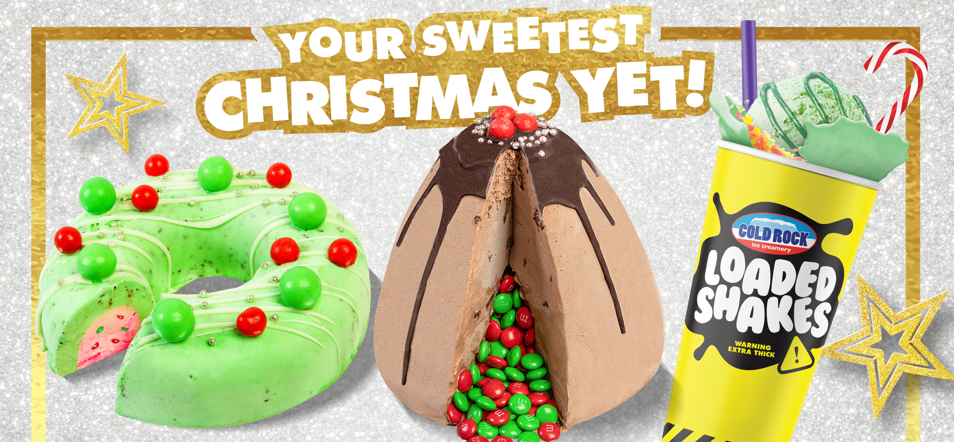 Your Sweetest Christmas Yet!
